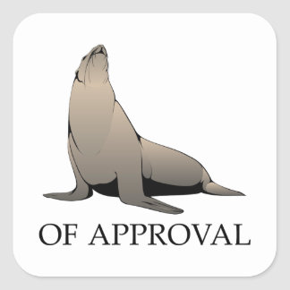 Seal Of Approval Stickers