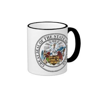 Seal of Arkansas Ringer Mug