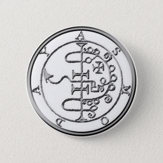 Seal of Asmoday Asmodeus Pinback Button