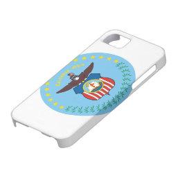 Seal of Columbus, Ohio iPhone SE/5/5s Case