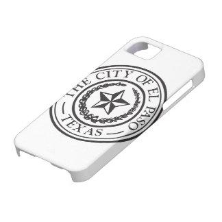Seal of El Paso iPhone SE/5/5s Case