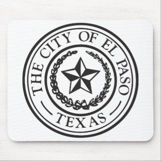 Seal of El Paso Mouse Pad