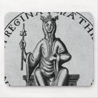 Seal of Empress Matilda Mouse Pad