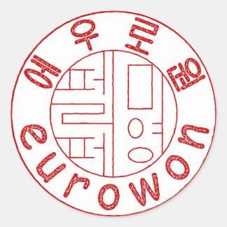 Seal of Eurowon