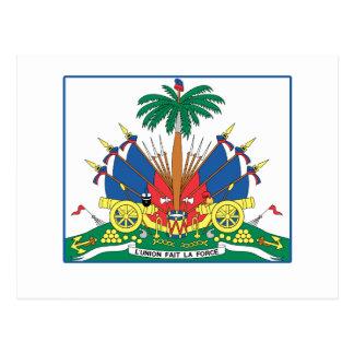 SEAL OF HAITI POSTCARD