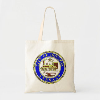 Seal of Houston Canvas Bags