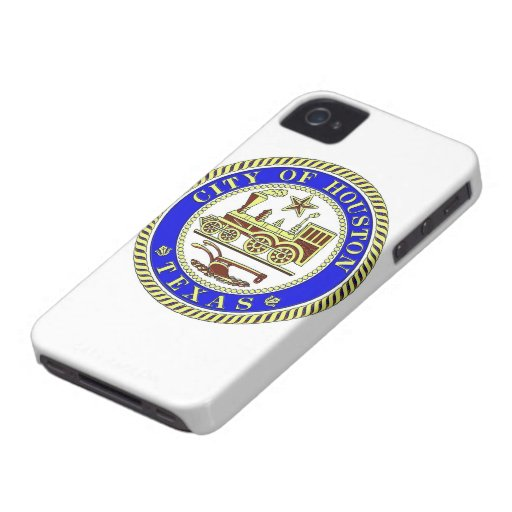 Seal of Houston iPhone 4 Case