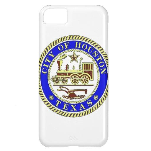 Seal of Houston iPhone 5C Case