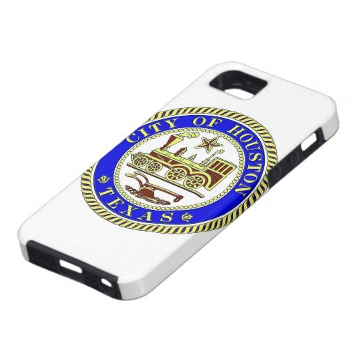 Seal of Houston iPhone 5 Covers