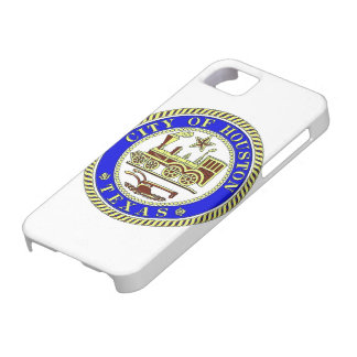 Seal of Houston iPhone SE/5/5s Case