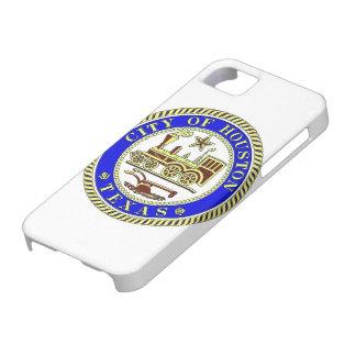 Seal of Houston iPhone SE/5/5s Case