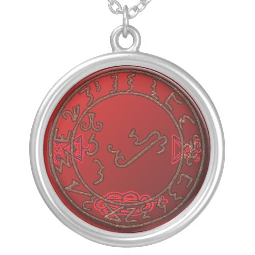 seal of lucifer 2 custom jewelry