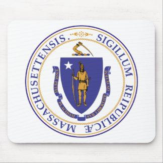 Seal of Massachusetts Mousepads