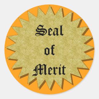 Seal of Merit