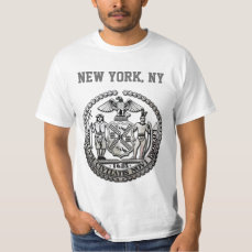 Seal of New York T-Shirt