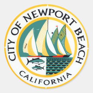 Seal of Newport Beach, California