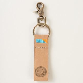 Seal_of_North_Carolina Keychain