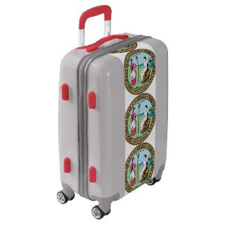 Seal_of_North_Carolina Luggage