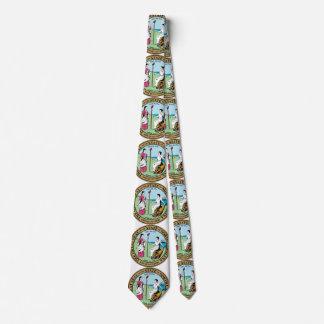 Seal_of_North_Carolina Tie