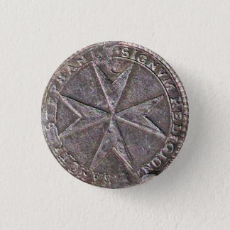 Seal of St. Stephen Tuscany Medici Button