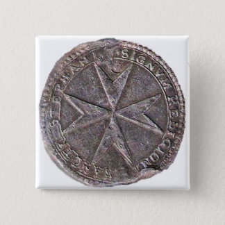 Seal of St. Stephen Tuscany Medici Pinback Button