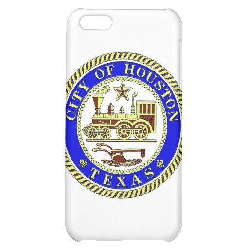 Seal of Texas Case For iPhone 5C
