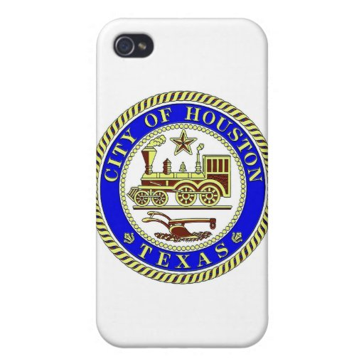 Seal of Texas iPhone 4/4S Covers