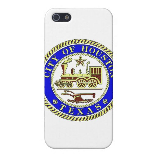 Seal of Texas Covers For iPhone 5