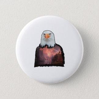 Seal of the Brave Button