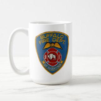 Seal of the City of Buffalo - Buffalo Fire Coffee Mug