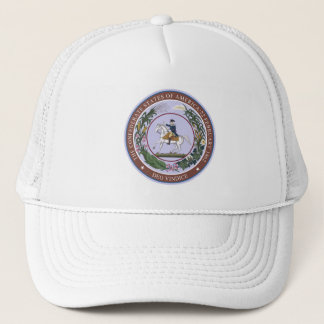 SEAL of the CONFEDERACY Trucker Hat