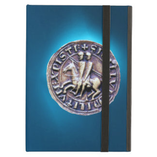 SEAL OF THE KNIGHTS TEMPLAR blue Case For iPad Air