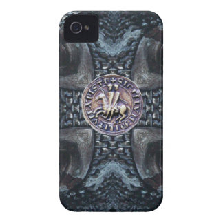 SEAL OF THE KNIGHTS TEMPLAR iPhone 4 CASE