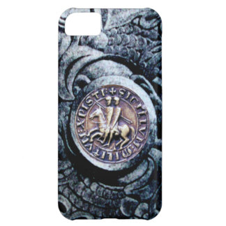 SEAL OF THE KNIGHTS TEMPLAR iPhone 5C COVER