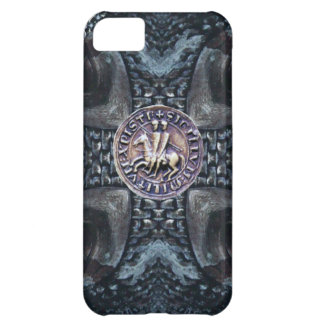 SEAL OF THE KNIGHTS TEMPLAR iPhone 5C CASES