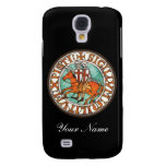 Seal of the Knights Templar Samsung Galaxy S4 Covers