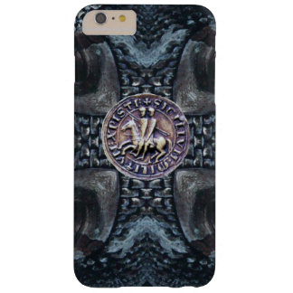 SEAL OF THE KNIGHTS TEMPLAR BARELY THERE iPhone 6 PLUS CASE