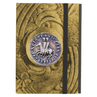 SEAL OF THE KNIGHTS TEMPLAR COVER FOR iPad AIR