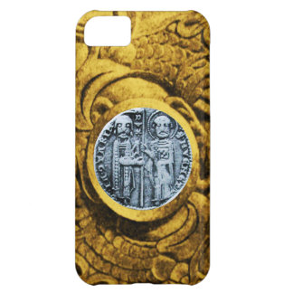 SEAL OF THE KNIGHTS TEMPLAR gold yellow iPhone 5C Covers