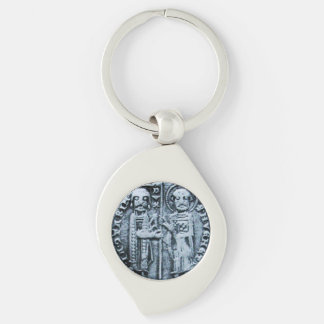 SEAL OF THE KNIGHTS TEMPLAR KEYCHAIN