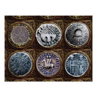 SEAL OF THE KNIGHTS TEMPLAR POSTERS
