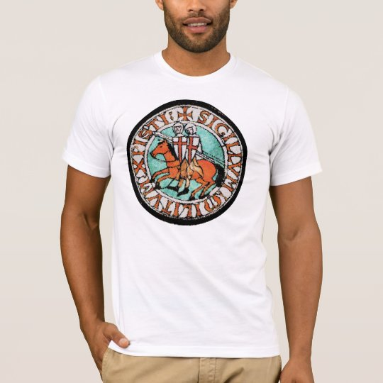 Seal of the Knights Templar T-Shirt