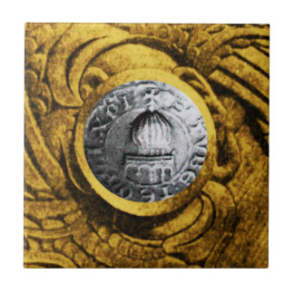 SEAL OF THE KNIGHTS TEMPLAR TILE