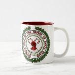 Seal of the Office of Santa Claus Mug