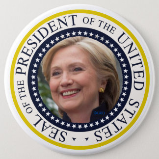 Seal of the President of the United States Button