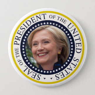 Seal of the President of the United States Pinback Button