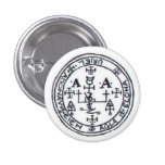 Seal of Uriel Pinback Buttons