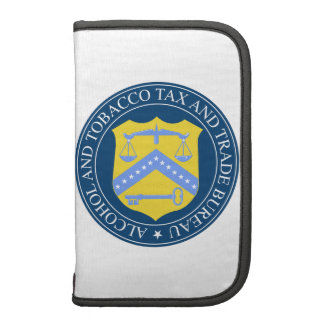 Seal of US Dept of Alcohol & Tobacco Planner