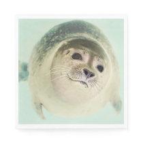 seal paper napkin