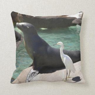 Seal Pillows